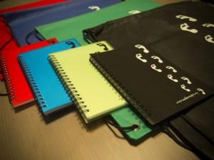 Cuadernos y mochilas