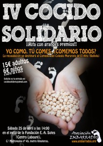 IV Cocido solidario