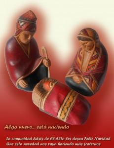 Tarjeta Navidad Comunidad El Alto 2017 (1)