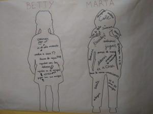 Betty y Marta
